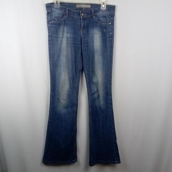Zara Basic Jeans wear Sz 6